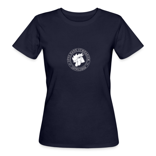 CIRCLE DESIGN - Frauen Bio-T-Shirt