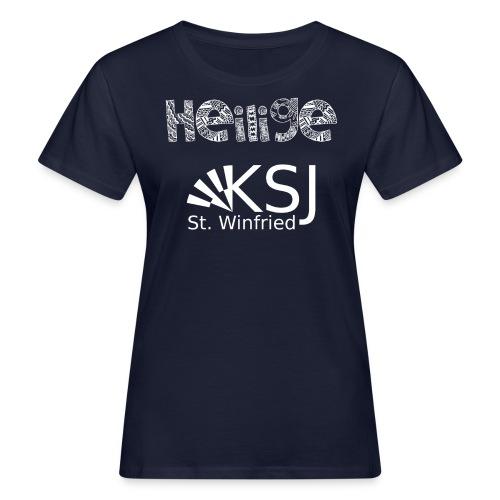 Heilige png - Frauen Bio-T-Shirt