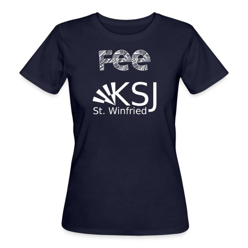 Fee png - Frauen Bio-T-Shirt