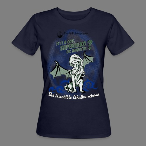 Cthulhu - Frauen Bio-T-Shirt