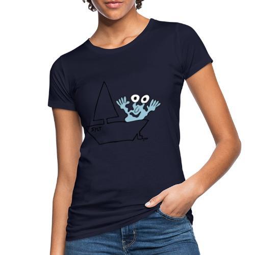 Segelmonster Sylt - Frauen Bio-T-Shirt
