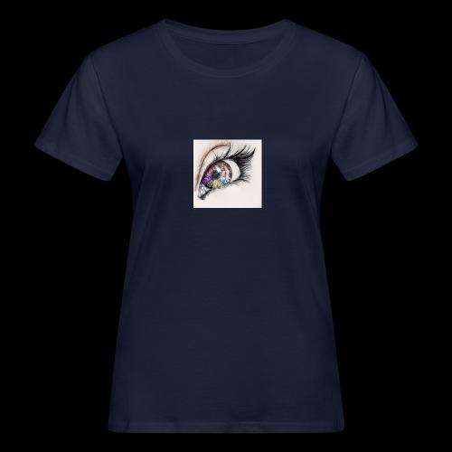 desenho design olhos eye Favim com 403064 - Vrouwen Bio-T-shirt