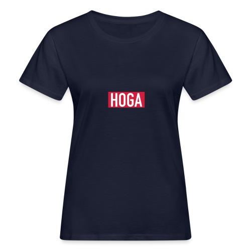 HOGAREDBOX - Økologisk T-skjorte for kvinner
