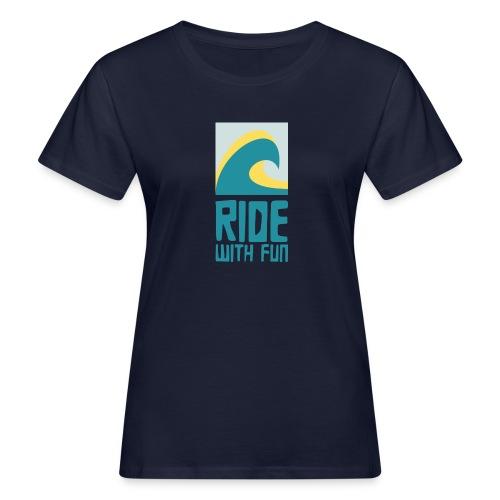 rwf - Frauen Bio-T-Shirt