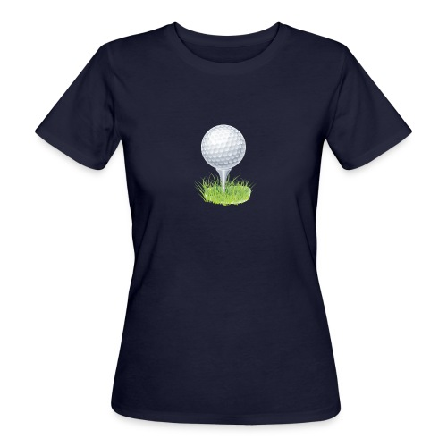 Golf Ball PNG Clipart - Camiseta ecológica mujer