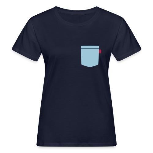 Tasche_Schwarz - Frauen Bio-T-Shirt
