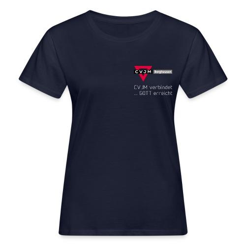 CVJM-Bgh-2019-vorne - Frauen Bio-T-Shirt
