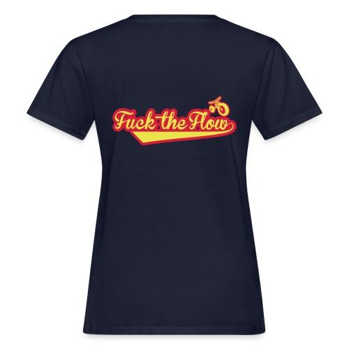 FTF TECHNICAL T-SHIRT - T-shirt ecologica da donna