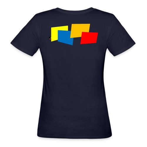 Bouldering Gym by Roots Climbing - Women's Organic T-Shirt