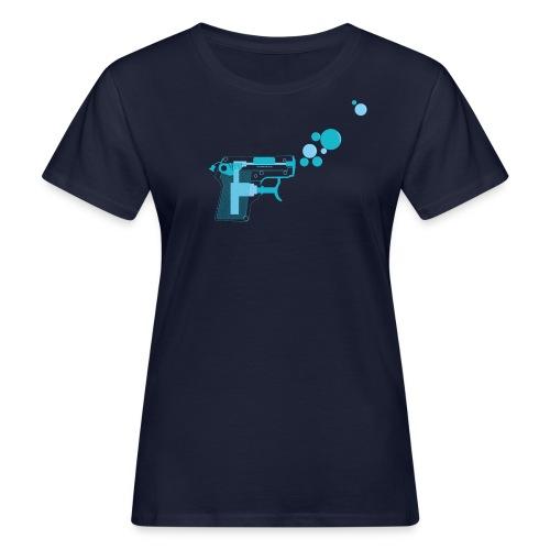 Squirt Gun no.1 - Frauen Bio-T-Shirt