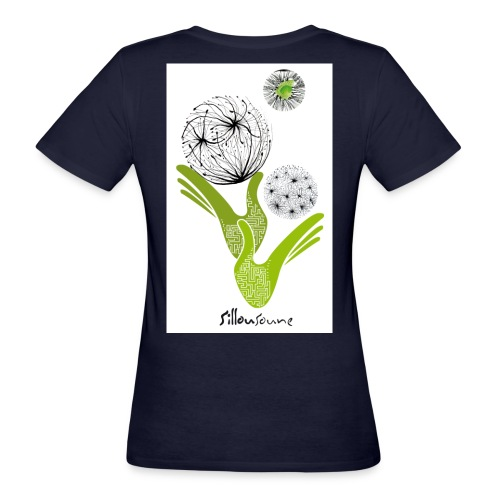 mainsoxymores01 - T-shirt bio Femme