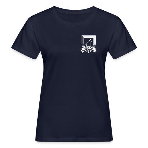 Gilead Logo 1000atmo - Frauen Bio-T-Shirt