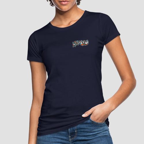 Felix Culpa Designs front & back logo - Women's Organic T-Shirt