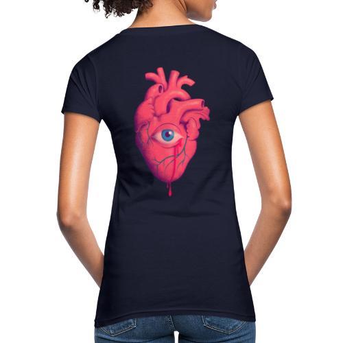 EYE HEART - Camiseta ecológica mujer