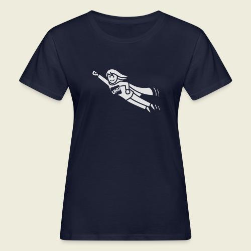 REHAVISTA-UKU-Kapuzenjack - Frauen Bio-T-Shirt