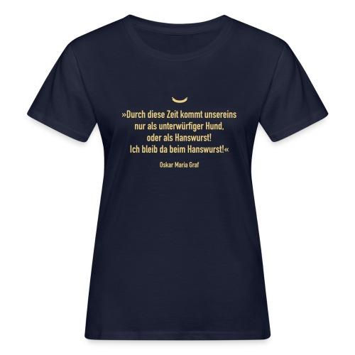 oskarmariagrafvorne - Frauen Bio-T-Shirt