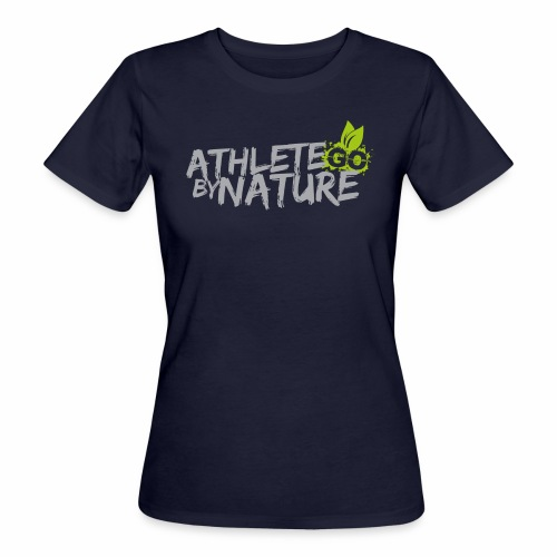 GO  Athlete by Nature Ladys - Frauen Bio-T-Shirt