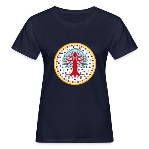 logo alberotalenti solo sfondo trasparente png - T-shirt ecologica da donna