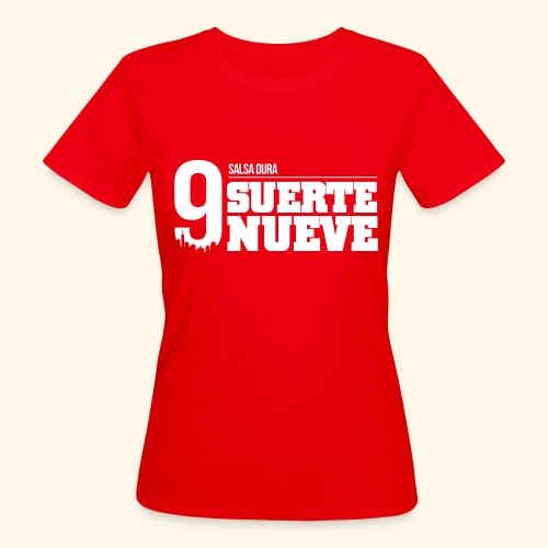 Logo Suerte - T-shirt bio Femme
