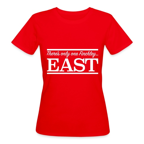 There's only one Finchley… East - Women's Organic T-Shirt