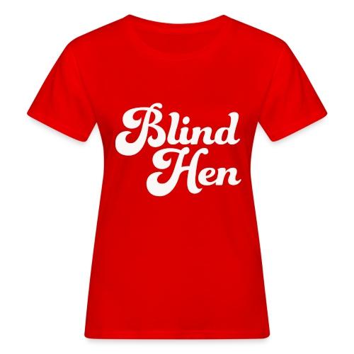 Blind Hen - Bum bag, black - Women's Organic T-Shirt