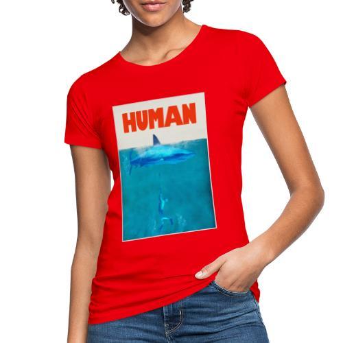 Endangered shark - Camiseta ecológica mujer