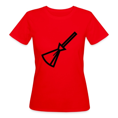 Balais Balais Wiccan Wicca ! - T-shirt bio Femme