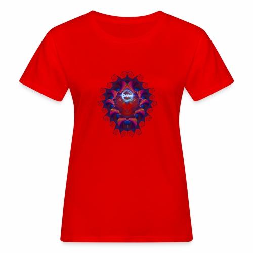 Alien Skull - whtwzrd - Naisten luonnonmukainen t-paita