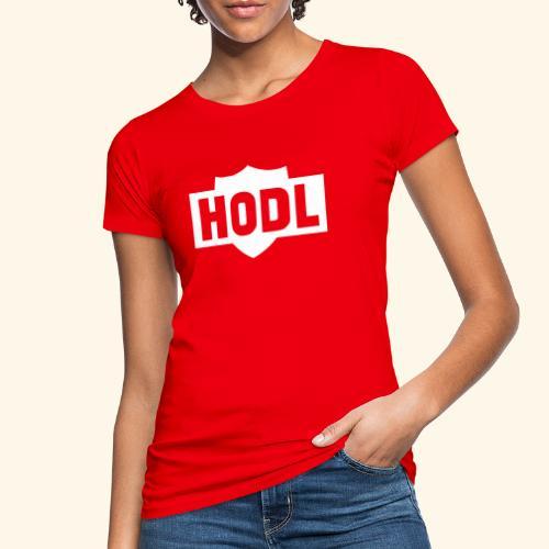 HODL TO THE MOON - Naisten luonnonmukainen t-paita