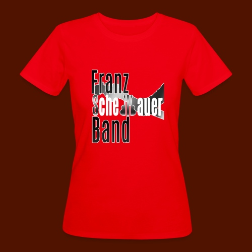 FSB Logo gray - Women's Organic T-Shirt