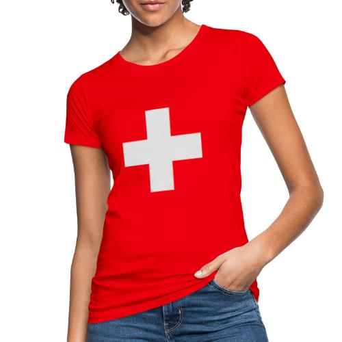 Kreuz - Frauen Bio-T-Shirt