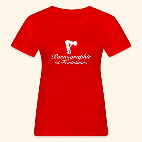 Feminismus - Frauen Bio-T-Shirt