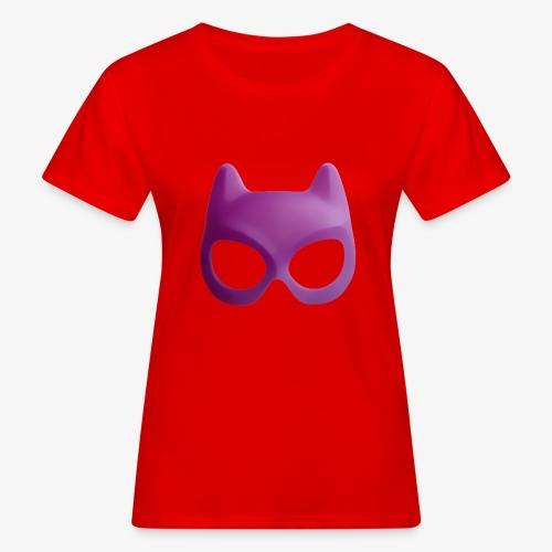 Bat Mask - Ekologiczna koszulka damska