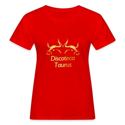 LOGO TAURUS GOLD - Camiseta ecológica mujer