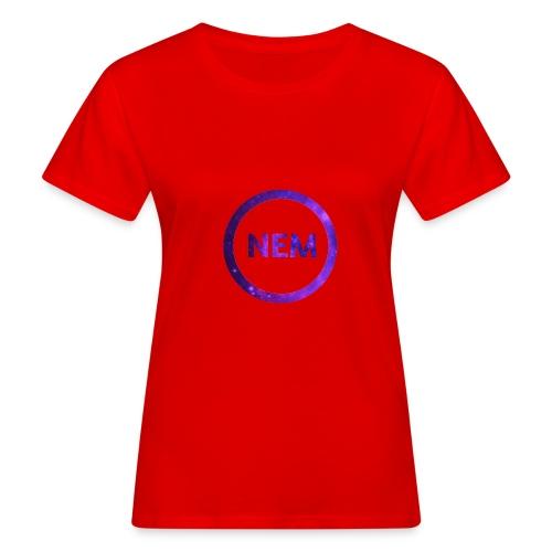 NEM OWNER - Naisten luonnonmukainen t-paita