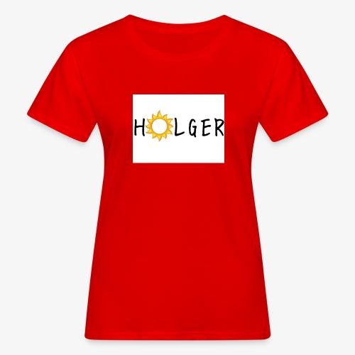 Holger Sommer edition tanktop - Organic damer