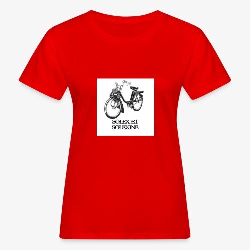 solexine tee shirt - T-shirt bio Femme