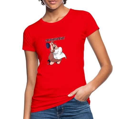 Dævenhainsteike (Farge) - Økologisk T-skjorte for kvinner