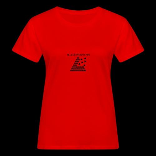 Black Mountain - T-shirt bio Femme