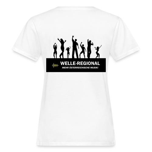 Welle Party - Frauen Bio-T-Shirt