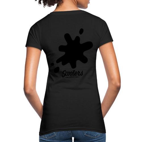 DL oil - T-shirt bio Femme