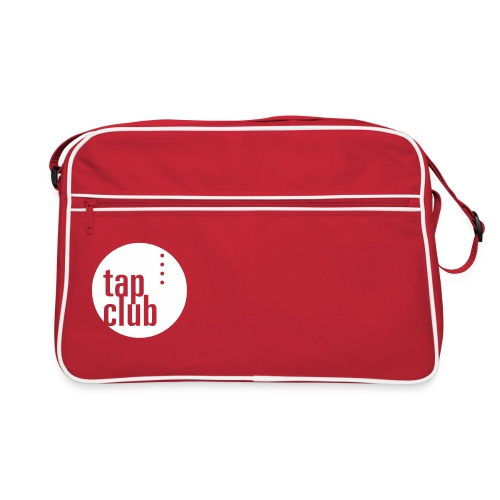 tap club logo - Retro Tasche