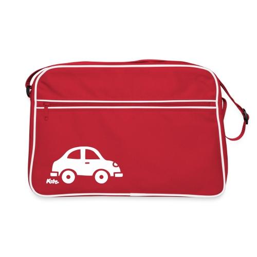 Auto (c) - Retro Tasche