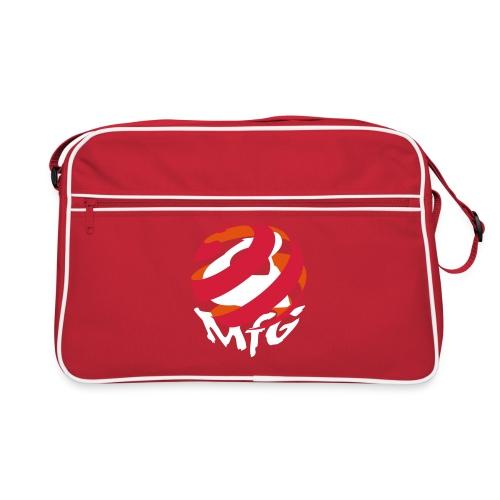 MfG Logo front mit TOXIA - Retro Tasche