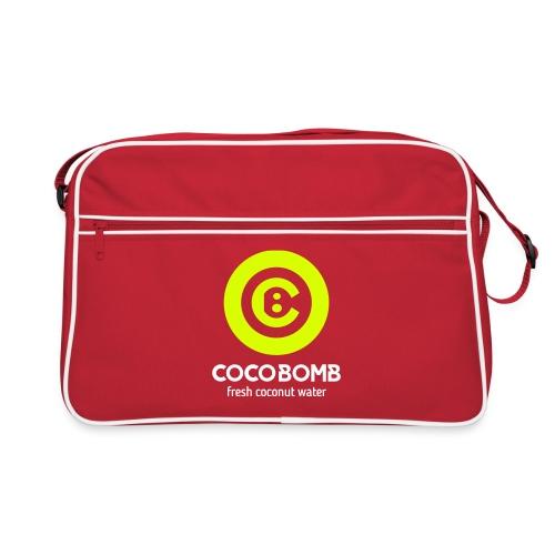 COCOBOMB_logo - Retro Bag