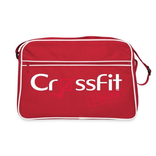 CrossFitStrijenlogo - Retro-tas