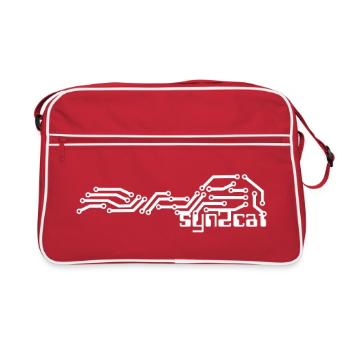 syn2cat pcb - Retro Bag