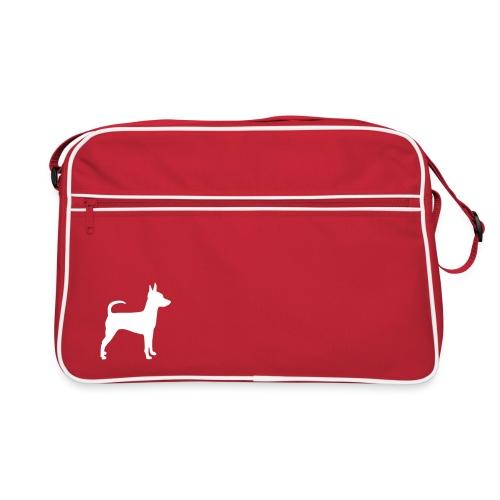 Standing Toy Fox Terrier - Retrolaukku