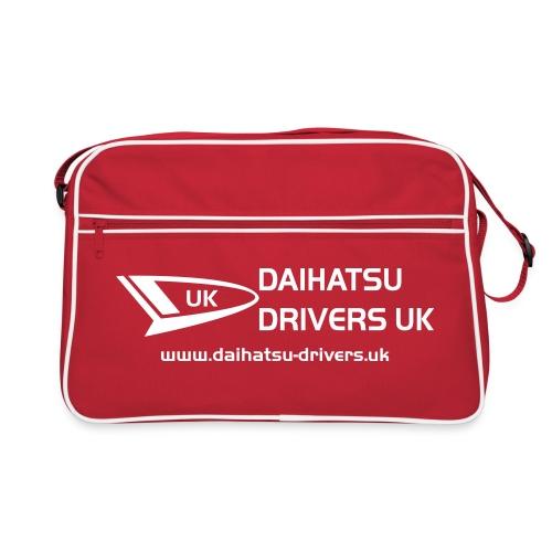 DD Logo 1 2014 Edition - Retro Bag