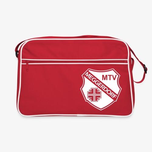 MTV Logo groß - Retro Tasche